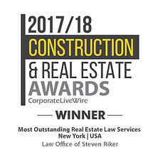 2017/18 Construction & Real Estate Awards