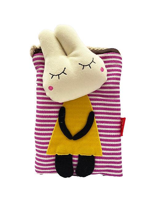 Rabbit Pouch Bag