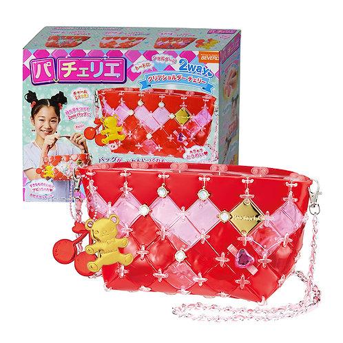 Pacherie DIY Red Handbag Set