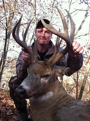 Oxbow Ridge Outfitters Trophy Whitetail