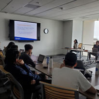 Lecture with Dr. Sadie Costello (Epidemiology)