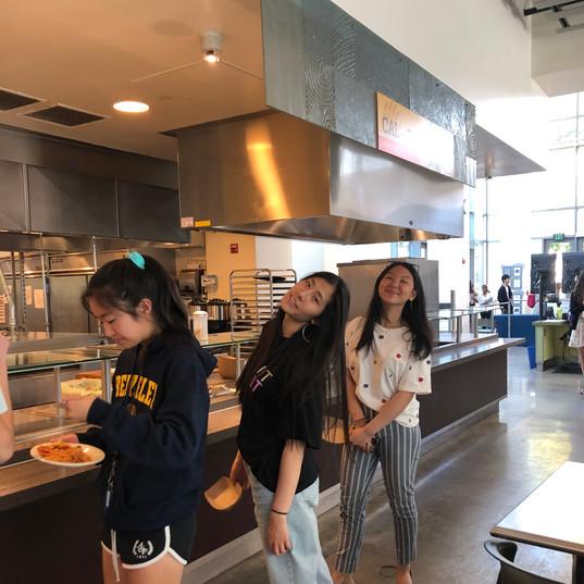Crossroads- Berkeley Campus Dining