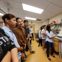 Biology Lab at UCSF Medical Center
