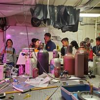 Ron Cohen's Sensor Lab at Hildebrand Hall (College of Chemistry)