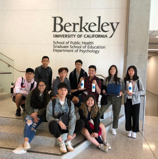 UC Berk School of Public Health Building