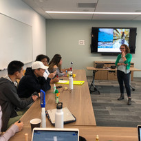 Lecture with Dr. Megan Schwarzman (Green Chemistry)