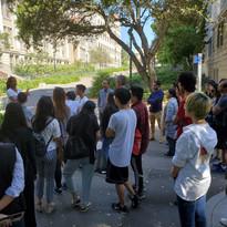 UC Berk Admissions Tour