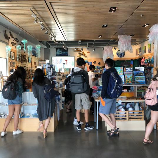 Sanctuary Exploration Center at Santa Cruz