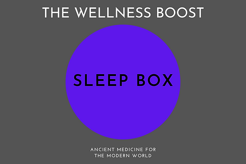 SLEEP BOX