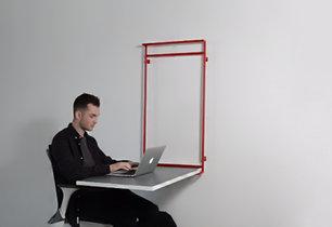 Incanti Wall-Mounted Desk, 2019