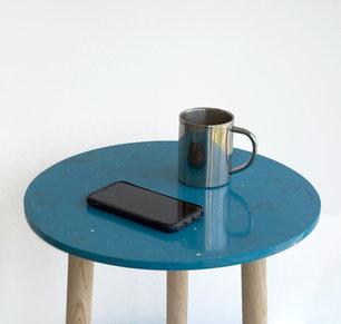 Twist Side Table, 2018