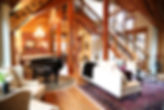 Interior Staining in Lake Tahoe Truckee California