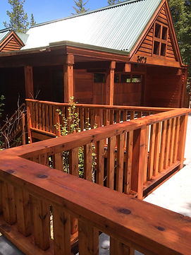 Exterior Staining in LakeTahoe