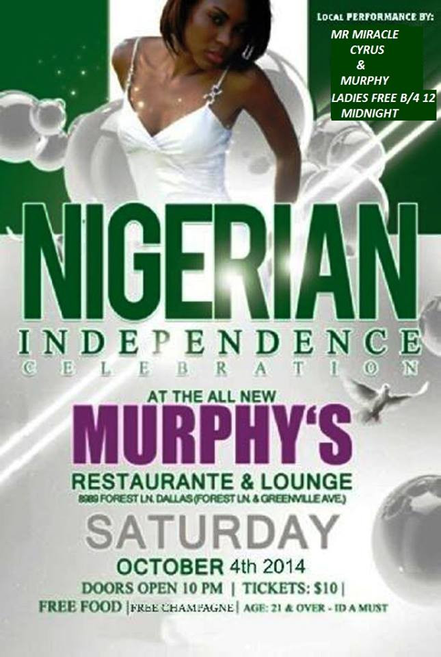 Celebrate Independence at Murphy's