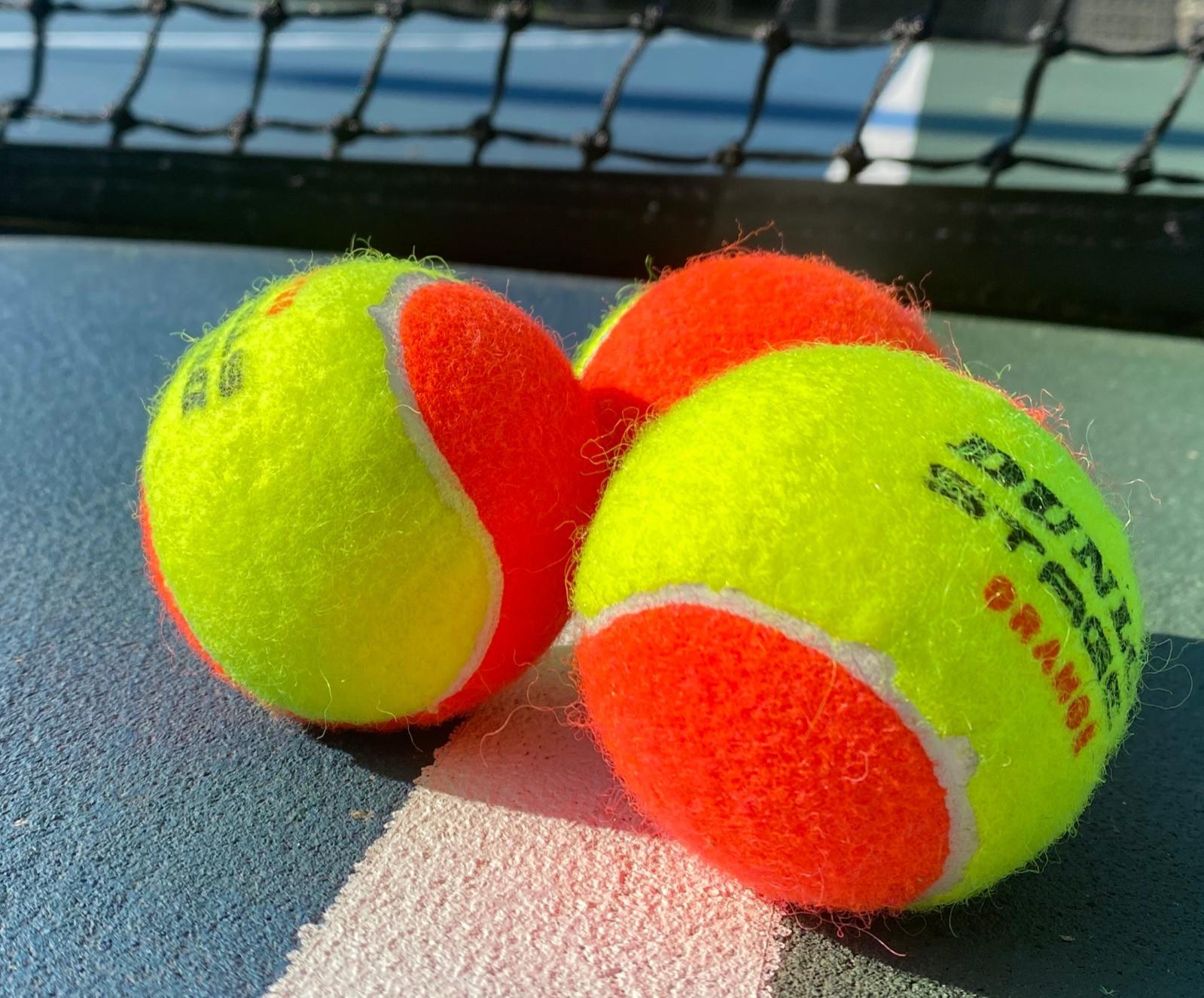 *FULLY BOOKED* Orange Ball Beginner
