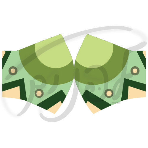 חיוך ירוק
