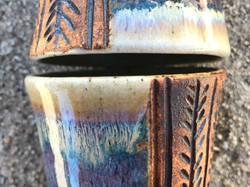 texture and glazes