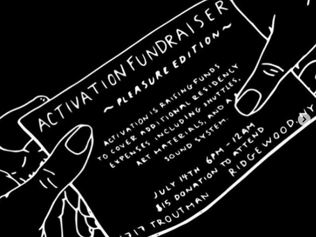 Activation Fundraiser