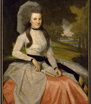 A Comparison and Contrast of Early American Women's Portraits