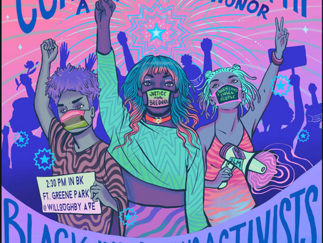 July 4: I'm speaking at the Rally to Honor Black and Indigenous Activists