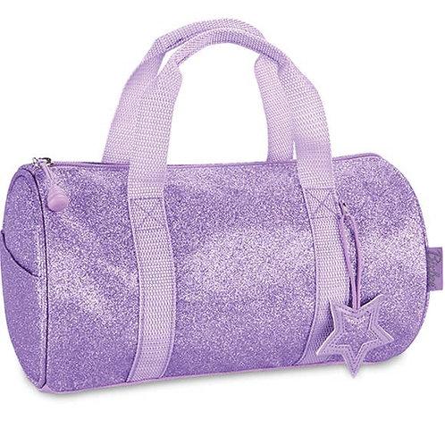 Purple Bitty Duffle