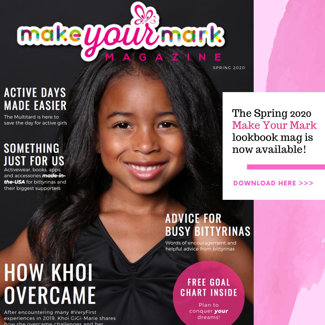 Make Your Mark Magazine