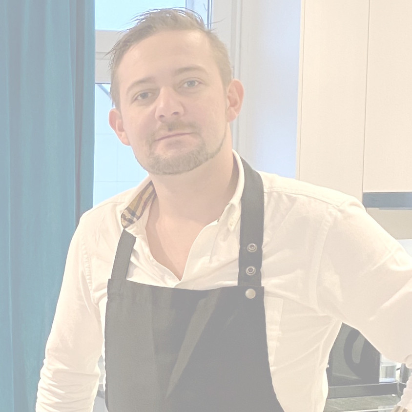 COOKING WITH BERTRAND CHARLES -    1 MICHELIN STAR & 17 GAULT & MILLAU CHEF - THIS SESSION WILL BE IN ENGLISH AND FRENCH