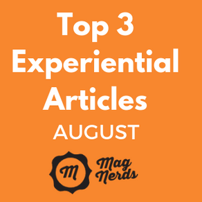 Top 3 Experiential Marketing Articles For August 2019