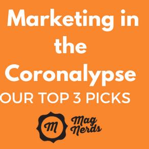 Marketing in the Coronalypse