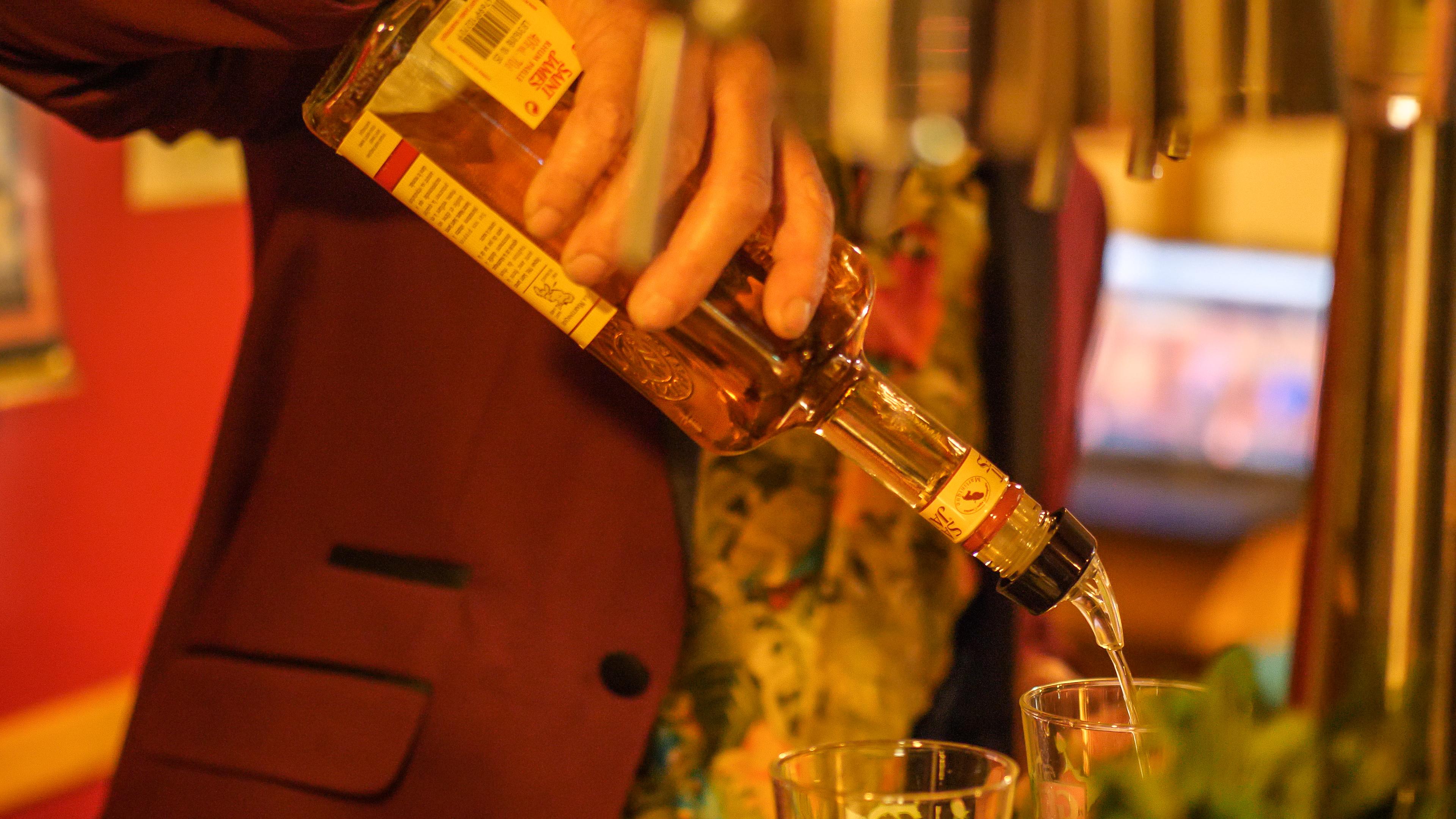 barman mojito