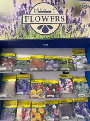 Flower Seeds (seasonal)