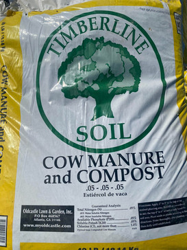 Cow Manure Compost