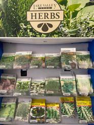 Herb Seeds (seasonal)