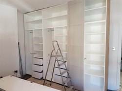 FEATURE FOUR PANELLED WARDROBE 17