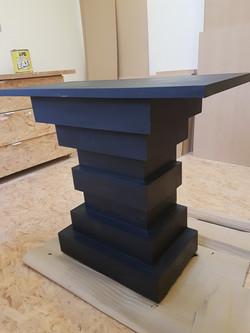 HANDBUILT ART DECO TABLE SET 5