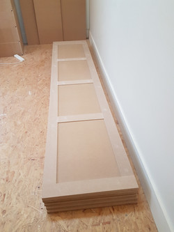 FEATURE FOUR PANELLED WARDROBE 5