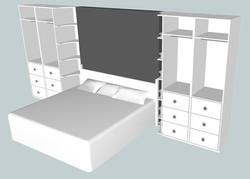 2nf:f, 2 no wardrobes, Master bedroom.jpg
