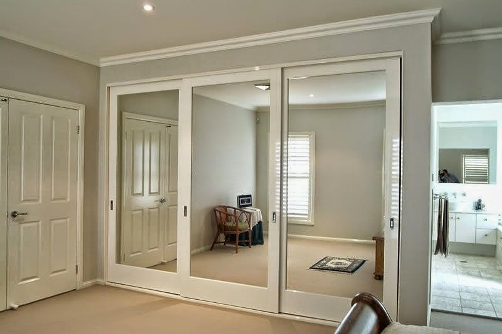 The London Craftsman Home - Fitted wardrobes