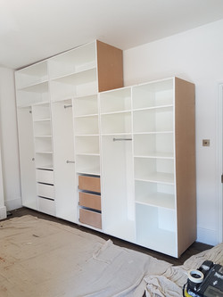 FEATURE FOUR PANELLED WARDROBE 14