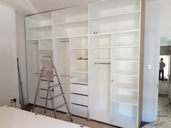 FEATURE FOUR PANELLED WARDROBE 16