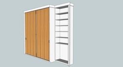 Jennifer with Oak doors3.jpg