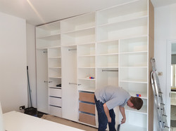FEATURE FOUR PANELLED WARDROBE 15