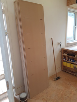 FEATURE FOUR PANELLED WARDROBE 7