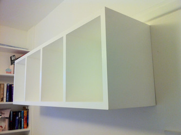 How to build a shelving unit with mitred corners - the basics