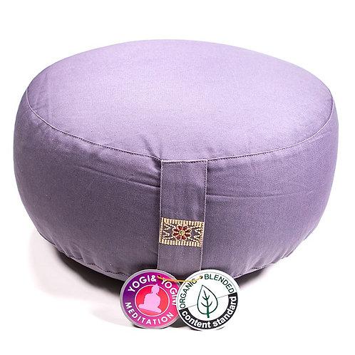 Meditační polštář fialkový