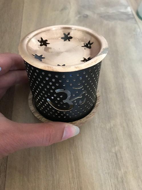 Vykuřovací aroma-lampička se symbolem Óm
