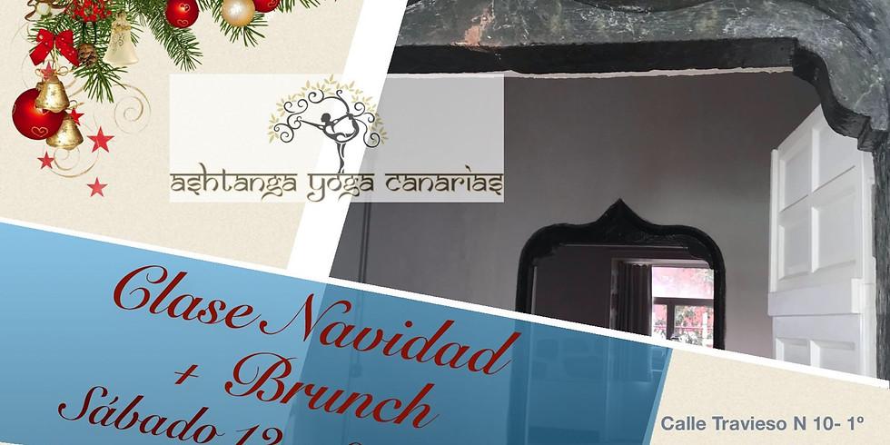 Clase especial de navidad + Brunch