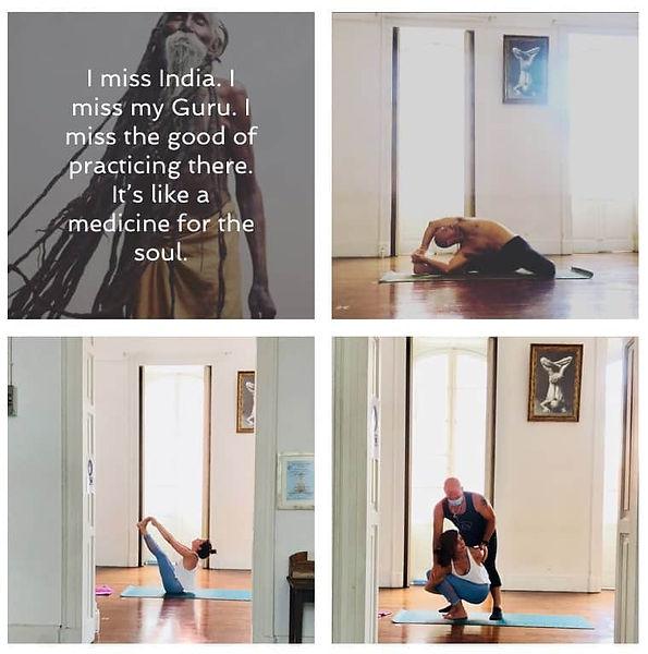 Instagram ashtanga Yoga Canarias, yoga Las Palmas