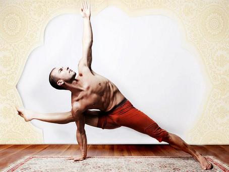 Ashtanga Yoga desde 2007 en Las Palmas.