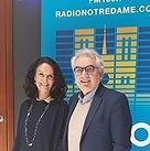 Sarah Serievic et le Dr Mimoun